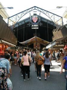 La bouqueria Barcellona
