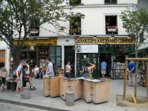 shakespeare and co parigi
