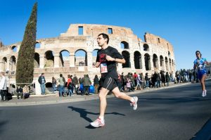 Foto gruppo Nike running