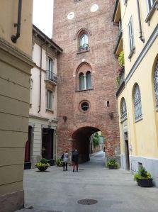 torre medievale monza